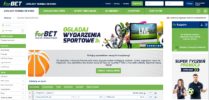 screen strony iforbet.pl