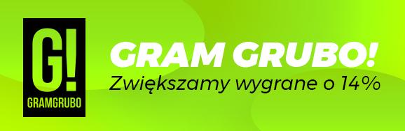Promocja Totolotka Gram Grubo