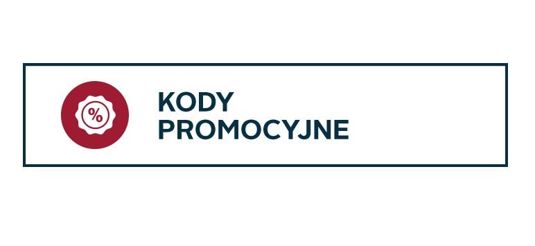 kody promocyjne logo