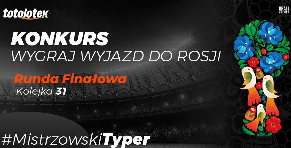 Konkurs #Mistrzowski Typer logo