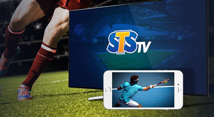 STS TV - transmisje live