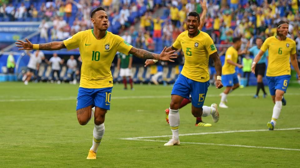 Brazylia, Neymar