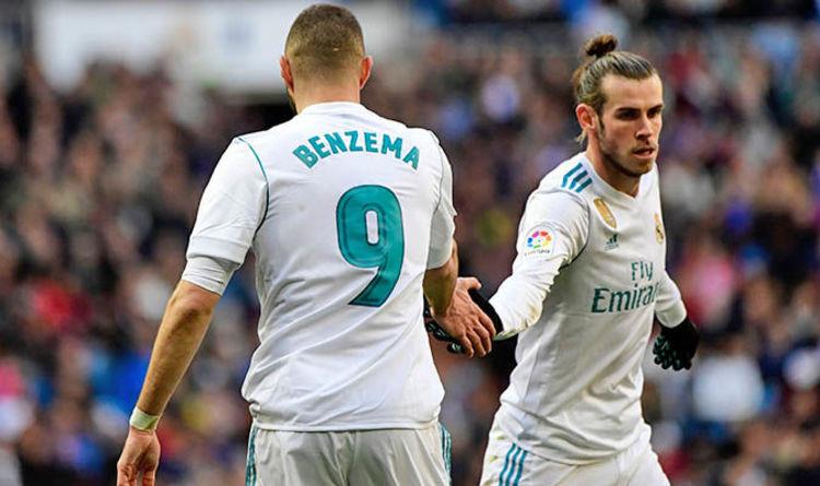 Piłkarze Realu