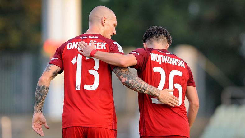 Wisła Kraków piłkarze